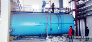 14mw hot water heating boiler