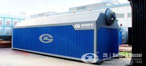 biomass hot water boiler for heating