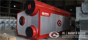 20 ton water tube gas steam boiler