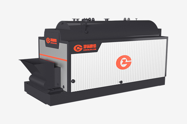 DZL Series Coal Fired Chain Grate Boiler