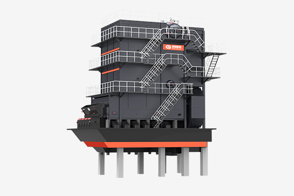 SHL Series Chain Grate Coal Fired Steam Boiler