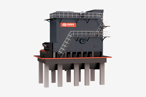 SHW Reciprocating Grate Boiler